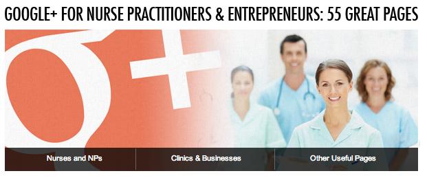Nurse Practitioner Enrepreneurs
