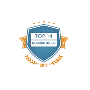 Top 14 Nursing Blogs of 2014