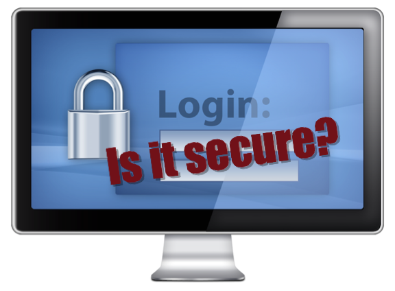 Is your password secure? www.NPBusiness.ORG