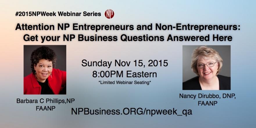 NPWeek2015 npbusiness.org/npweek