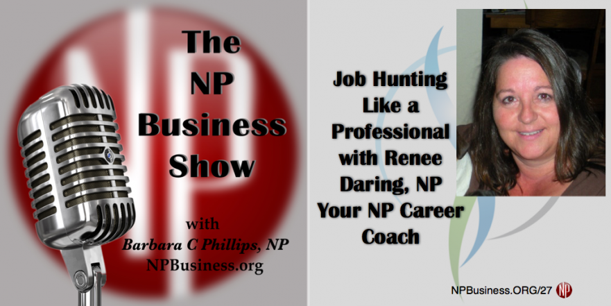 NPBusinessShow with Renee Dahring npbusiness.org/27