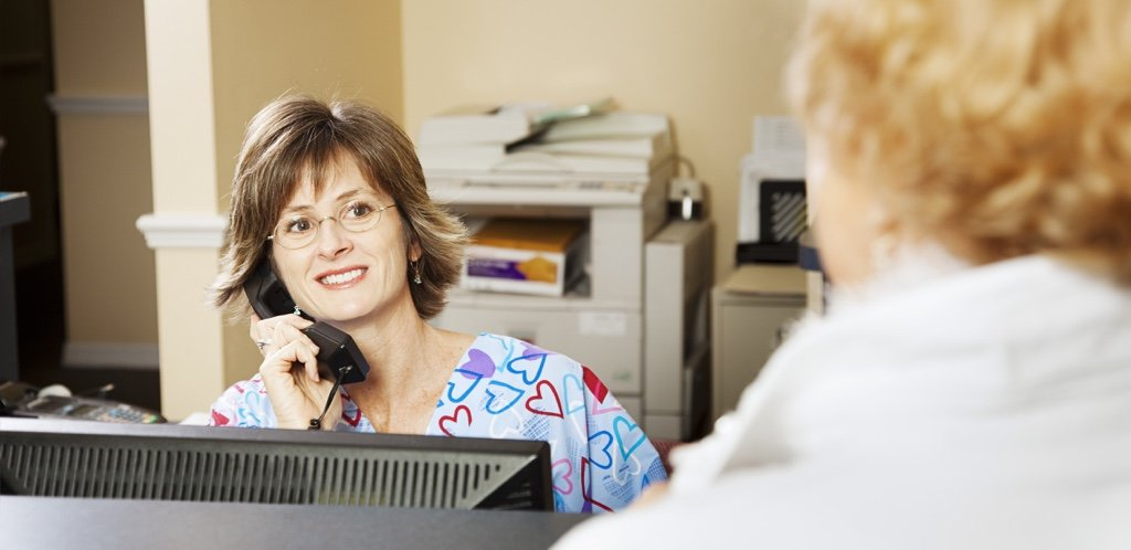 receptionistphonemed