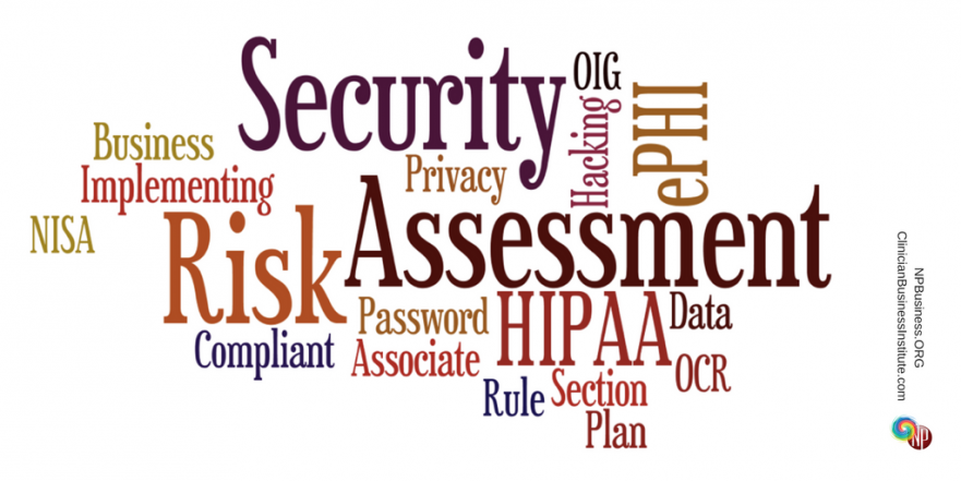 Security Risk Assessment HIPAA NPBusiness.ORG