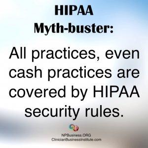 HIPAA Myth NPBusiness.ORG