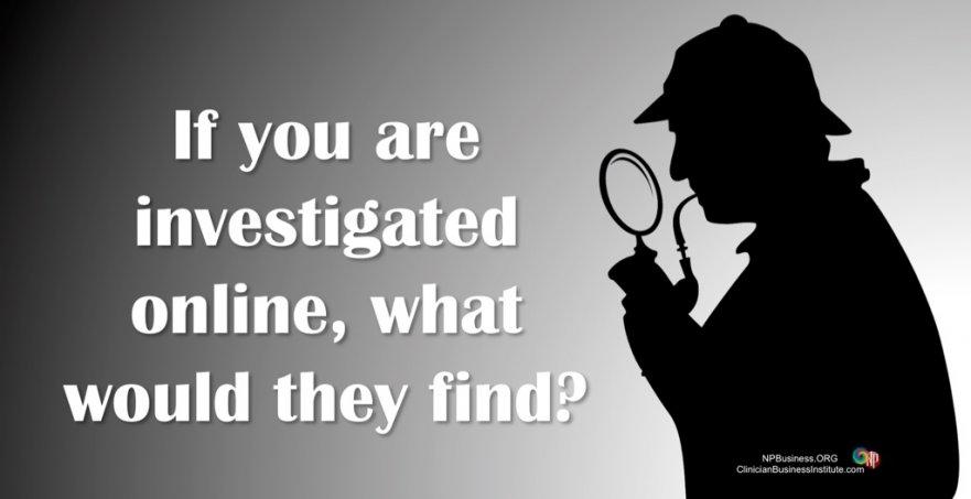 Online investigation NPBusiness.ORG