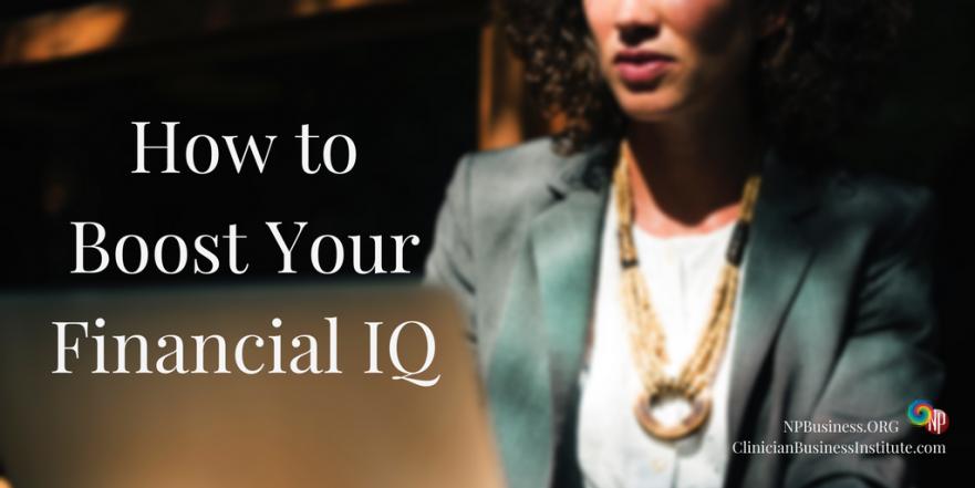 Financial IQ NPBusiness.ORG
