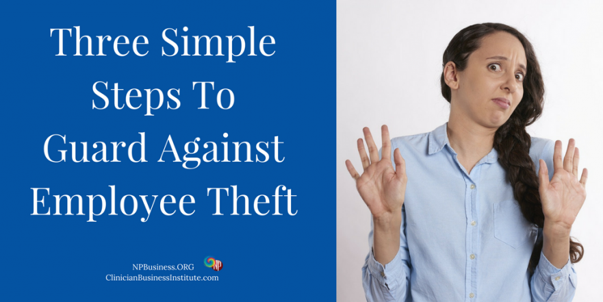 Employee Theft @ NPBusiness.ORG