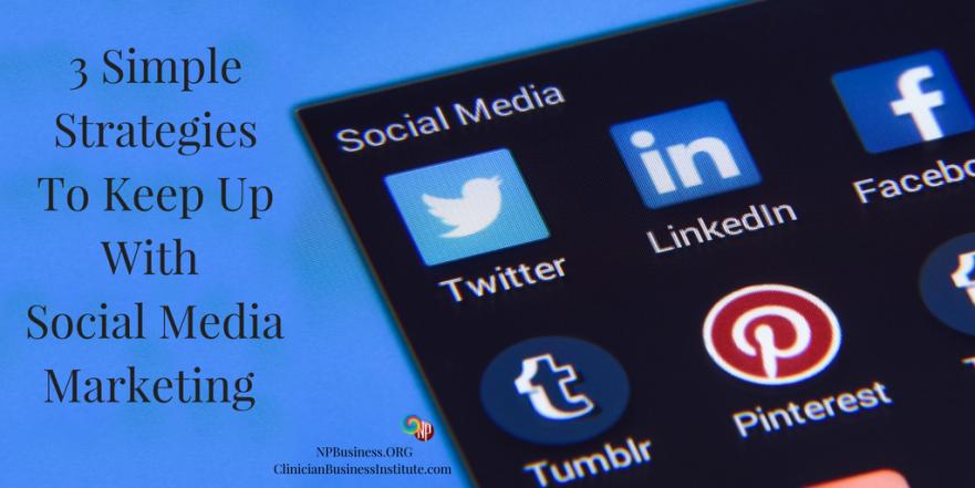 Social Media Marketing on NPBusiness.ORG