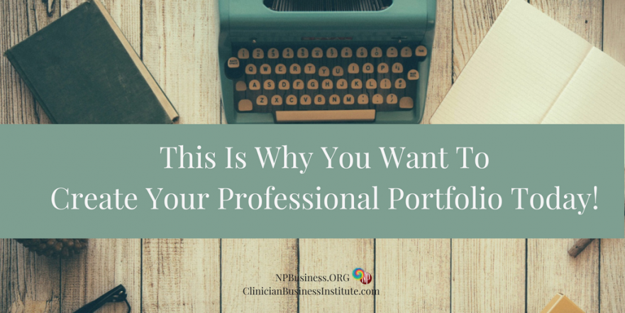 Create a Professional Portfolio on NPBusiness.ORG