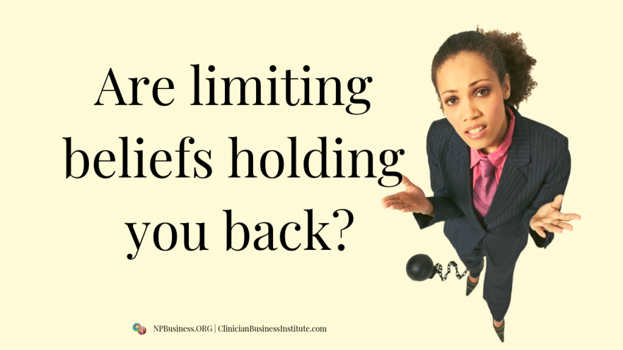 Are limiting beliefs holding you back? on NPBusiness.ORG