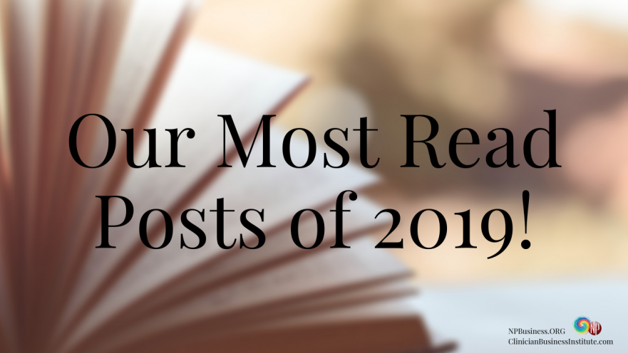 Most Read Posts in 2019 on NPBusiness.ORG