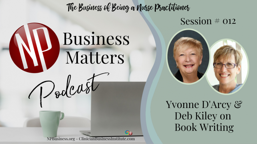 Yvonne D'Arcy Deb Kiley on BookWriting