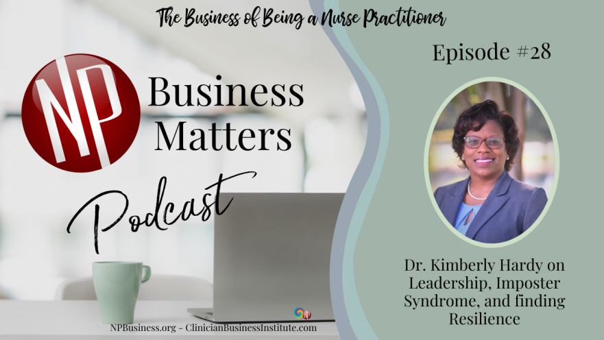 Dr. Kimberly Hardy on Leadership NPBusiness.ORG